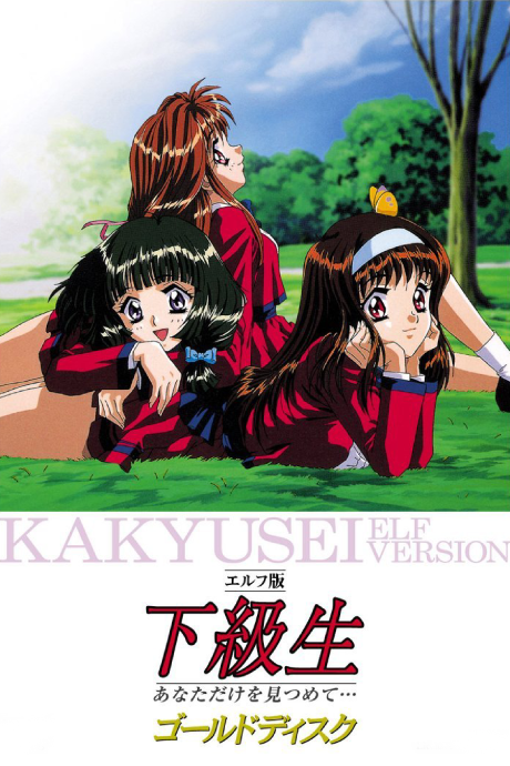 Poster of Kakyuusei: Elf Version