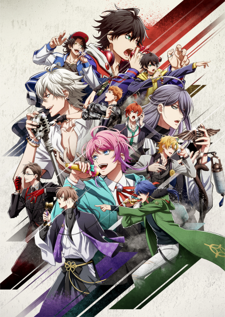 Hypnosis Mic: Division Rap Battle - Rhyme Anima poster