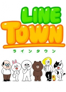 Poster of Line Town