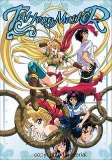 Poster of Tattoon Master - OVA