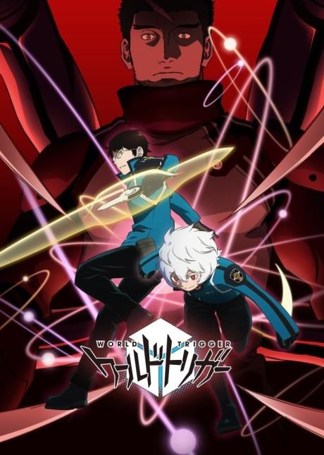 Poster of World Trigger Season 2