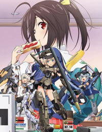 Poster of Frame Arms Girl