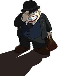Smiling Salesman New poster