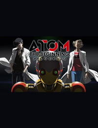 Atom: The Beginning poster