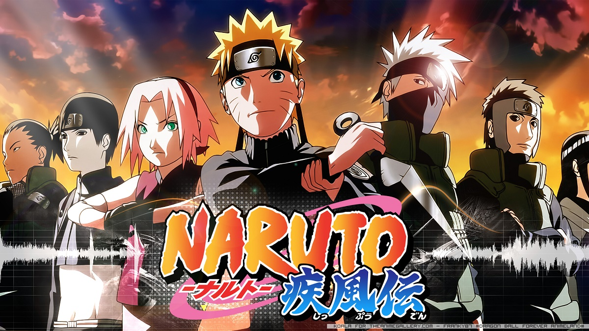 Cover image of Naruto: Shippuden