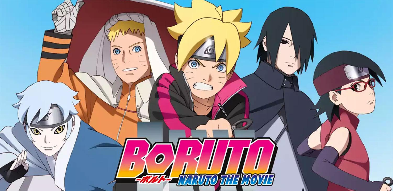 Cover image of Boruto: Naruto the Movie