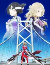 Poster of YUKI YUNA IS A HERO: Washio Sumi no Shou Movie 2 - Tamashii
