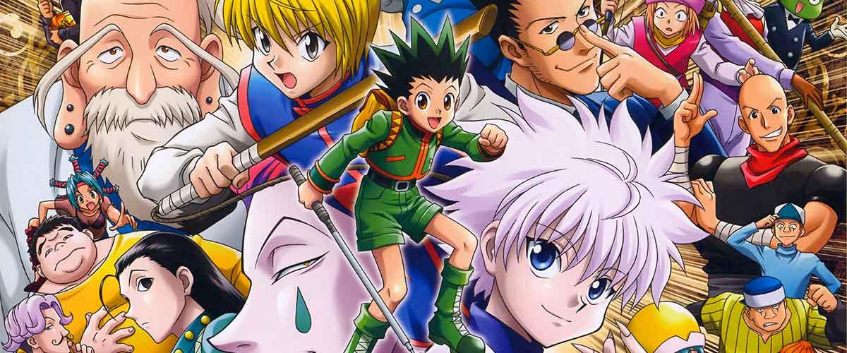 Cover image of Hunter x Hunter (2011)
