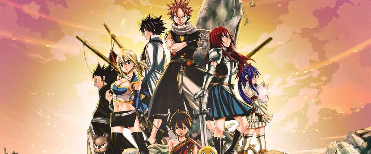 Cover image of Fairy Tail (Dub)
