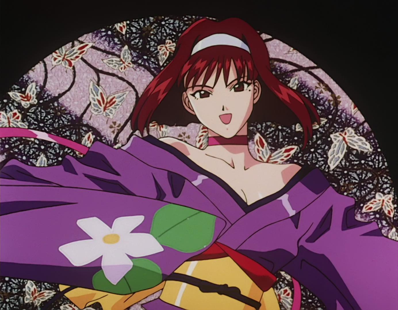 Cover image of Sakura Wars (Dub)