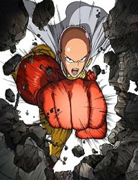 One-Punch Man (Dub) poster