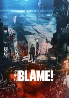 Blame! Movie poster