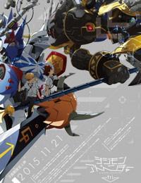 Digimon Adventure tri. 1: Saikai (Dub)
