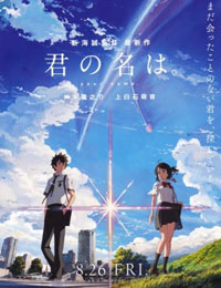 Poster of Your Name. (Dub)