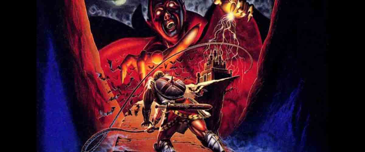 Cover image of Devil Castle Dracula Castlevania