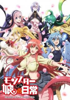 Monster Musume no Iru Nichijou (Dub) Poster