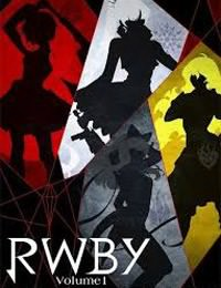 RWBY VOLUME poster
