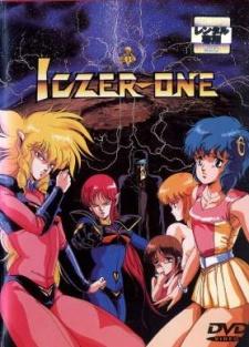 Poster of Fight!! Iczer-1 - OVA