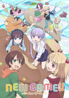 New Game! 2 (Dub)