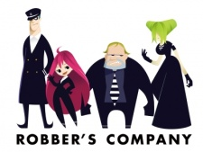 Poster of ROBBER'S COMPANY