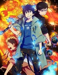 Blue Exorcist: Kyoto Saga (Dub) poster