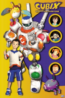Cubix (Dub) poster