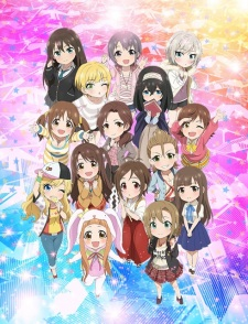 Poster of THE iDOLM@STER CINDERELLA GIRLS Theater 2nd Season (TV)