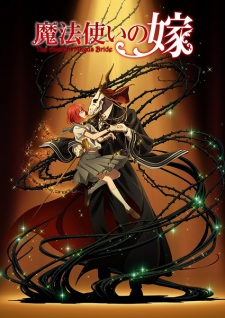 Poster of The Ancient Magus' Bride (Dub)