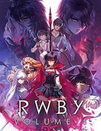 RWBY 5 poster