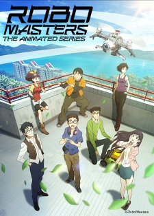 RoboMasters the Animated Series