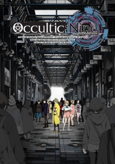 Occultic (Dub) poster