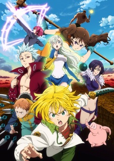 Poster of The Seven Deadly Sins: Revival of the Commandments