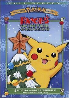 Poster of Pokémon: Pikachu's Winter Vacation