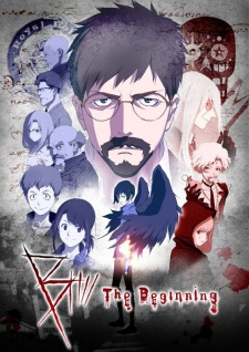 B: The Beginning poster