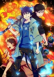 Blue Exorcist - OVA poster