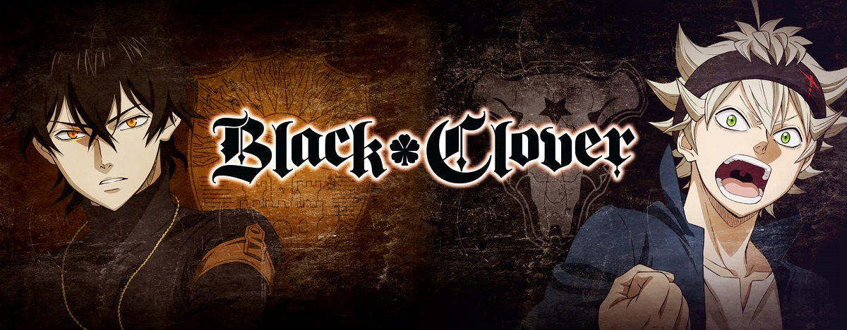 Cover image of Black Clover (Dub)