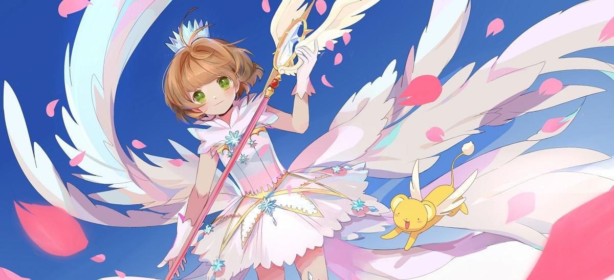 Cover image of Cardcaptor Sakura: Clear Card