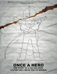 Poster of Once a Hero