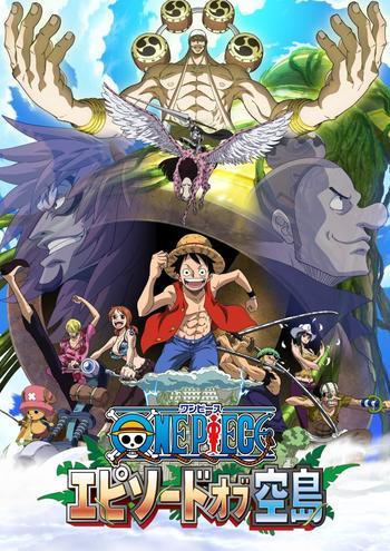 One Piece: Episode of Sorajima (Sub)