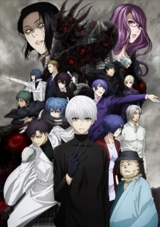 Tokyo Ghoul:re 2nd Season (Sub) Poster