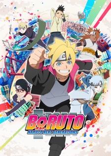 Boruto: Naruto Next Generations (Dub)