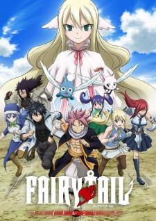 Fairy Tail Final Season (Dub) poster