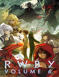 RWBY 6 (Dub) poster