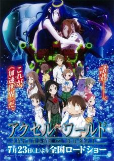 Accel World: Infinite∞Burst (Dub) poster