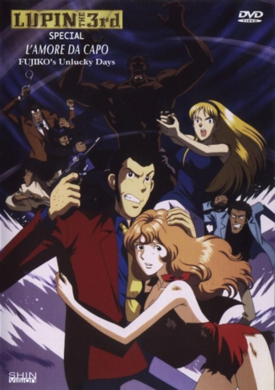 Lupin III: Ai no Da Capo - Fujiko's Unlucky Days (Sub)