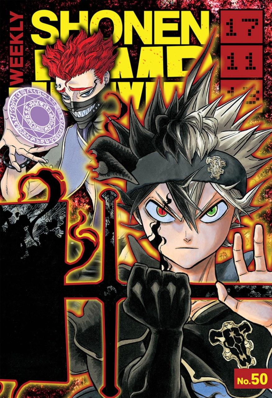 Black Clover: Jump Festa 2018 Special (Dub)