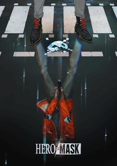 Poster of HERO MASK (Dub)