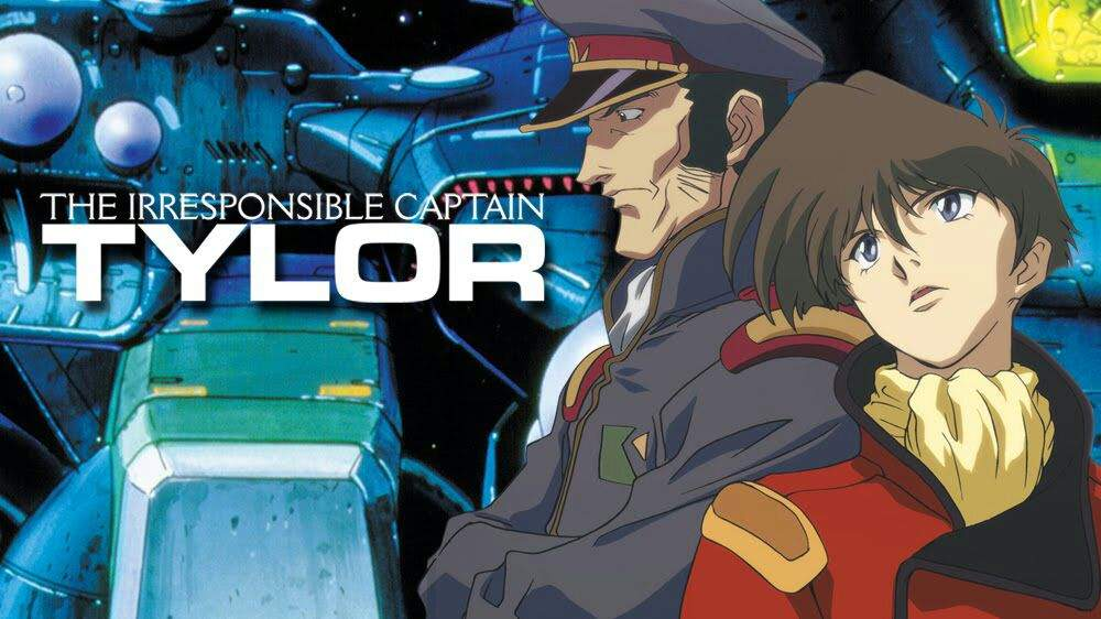 Cover image of Irresponsible Captain Tylor (Dub)