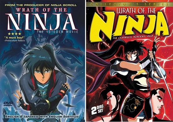 Cover image of Wrath of the Ninja