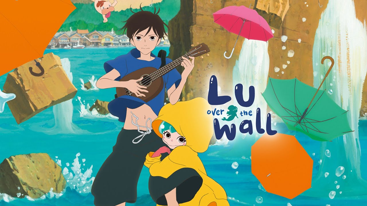 Cover image of Lu Over the Wall (Dub)